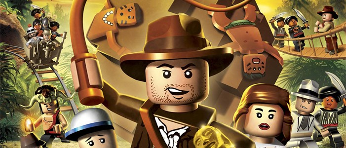 LEGO Indiana Jones large